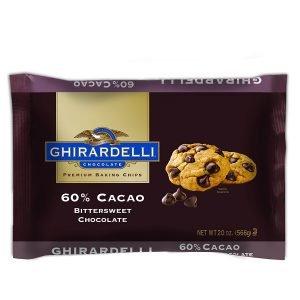 Ghirardelli 60% Premium Chocolate Chips