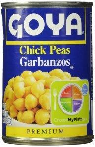 Goya Chickpeas