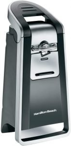 Hamilton Beach Smooth Touch Electric Can Opener