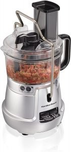 Hamilton Beach Stack And Snap Eight Cup Food Processor