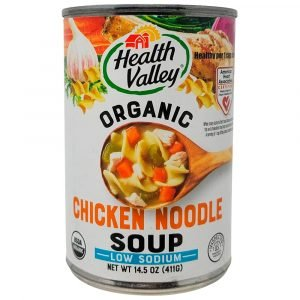 Health Valley Organic Chicken Noodle Soup