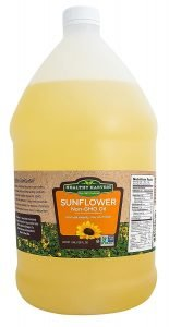 Healthy Harvest Non Gmo Sunflower Oil