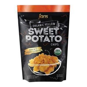 Jans Sweet Potato Chips
