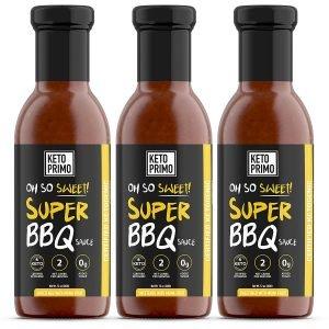 Keto Oh So Sweet Super Bbq Sauce