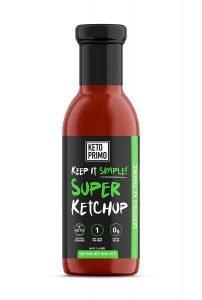 Keto Primo Keep It Simple Super Ketchup