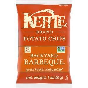 Kettle Brand Potato Chips, Backyard Barbeque