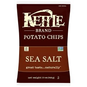 Kettle Heroes Kettle Cooked Potato Chips
