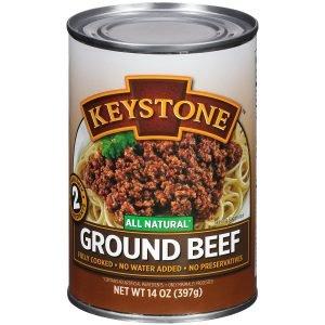 Keystone Ground Beef