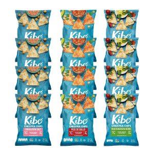 Kibo Chickpea Vegan Chips
