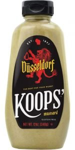 Koops Mustard Dusseldorf
