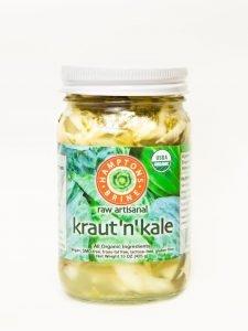 Kraut N Kale Canned Sauerkraut