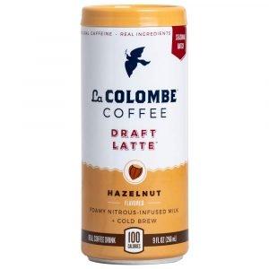 La Colombe Hazelnut Draft Latte