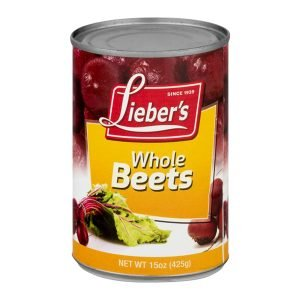 Lieber's Whole Beets