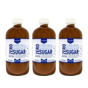 Lillie's Q Zero Sugar Carolina Barbeque Sauce