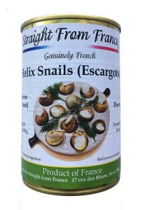 Lucorum Canned Escargots