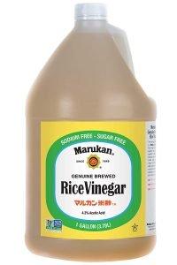 Marukan Genuine Brewed Unseasoned Rice Vinegar