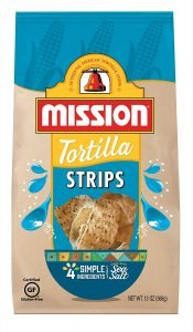 Mission Strips Corn Chips