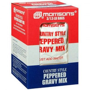 Morrison Country Style Gravy Mix