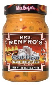 Mrs. Renfro's Ghost Pepper Nacho Cheese Dip