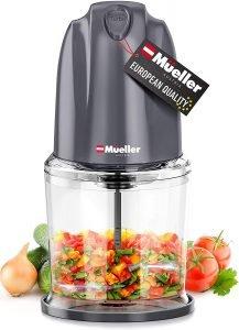 Mueller Electric Chopper And Mini Food Processor