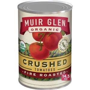 Muir Glen Organic Crushed Tomatoes