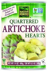 Native Forest 14 Oz Artichoke Hearts