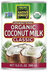 Native Forest Canned Coconut Milk