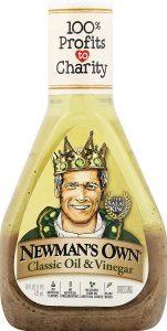 Newman's Own Classic Oil & Vinegar Salad Dressing