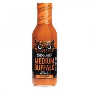 Noble Made By Medium Buffalo Dipping & Wing Sauce