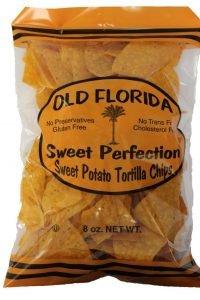Old Florida Sweet Potato Chips