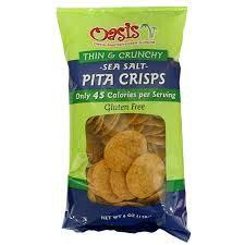 Oasis Pita Crisps
