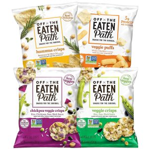 Off The Eaten Path Chips Variety Pack