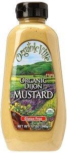 Organicville Dijon Organic Mustard