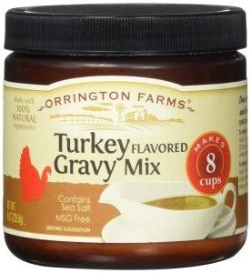 Orrington Farms Turkey Flavored Gravy Mix