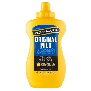 Plochman's Original Mild Yellow Mustard