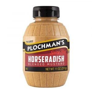 Plochman's Spicy Horseradish Mustard