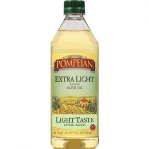 Pompeian Extra Light Olive Oil