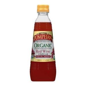 Pompeian Gourmet Organic Red Wine Vinegar
