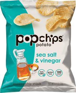 Popchips Single Serve Sea Salt & Vinegar Chips