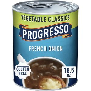 Progresso Canned French Onion Soup