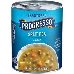 Progresso Traditional Soup Split Pea With Ham