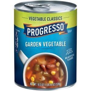 Progresso Vegetable Classic Soup