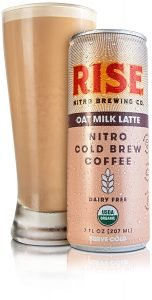 Rise Brewing Co. Nitro Cold Brew Latte