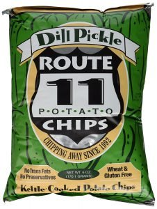Route 11 Dill Pickle Chips