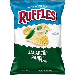 Ruffles Ridged Jalapeno Ranch