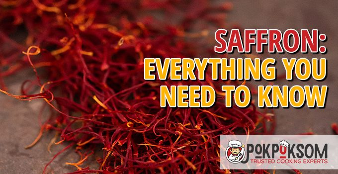 Saffron Everything You Need To Know