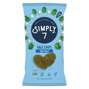 Simply 7 Kale Chips