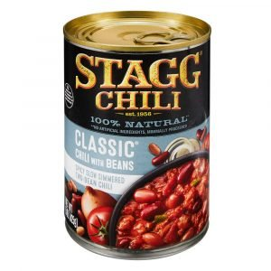 Stagg Classic Chili With Beans