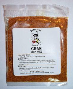 Sweet Smokie Joe Crab Dip Mix