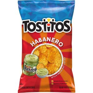 Tostitos Bite Sized Rounds Tortilla Chips